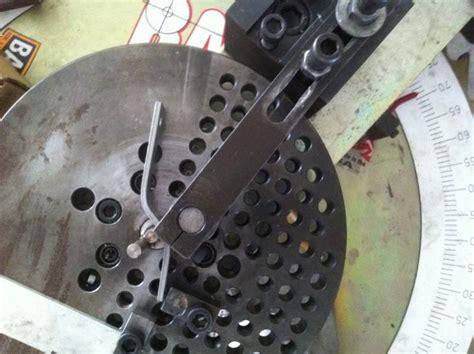 fs baileigh rotary draw bender universal plate