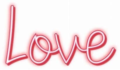 Neon Clipart Valentine Transparent Yopriceville