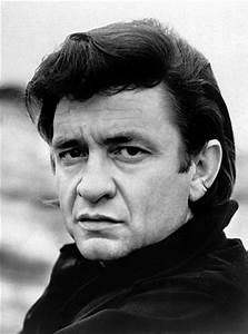 Johnny Cash of Cleveland County Arkansas