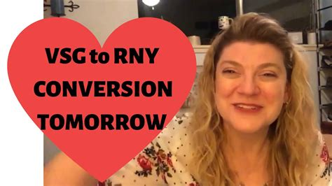 However, health insurance plan coverage varies, so it's important to examine the. Day B4 Revision Surgery!! VSG Conversion to RNY / Gastric Bypass!! GERD / Barretts Esophagus ...