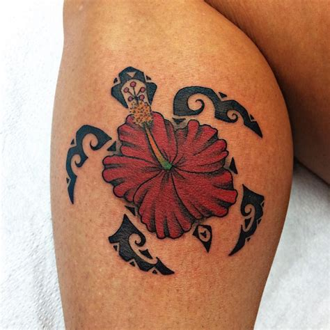 hawaiian tattoo designs  meanings love  hawaiian