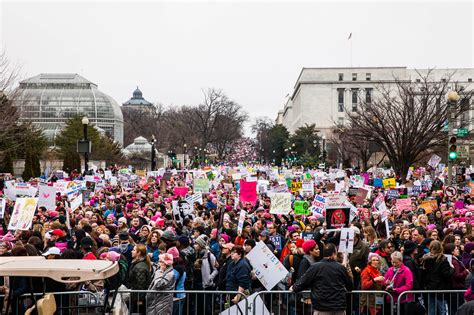 Women's March Global Home