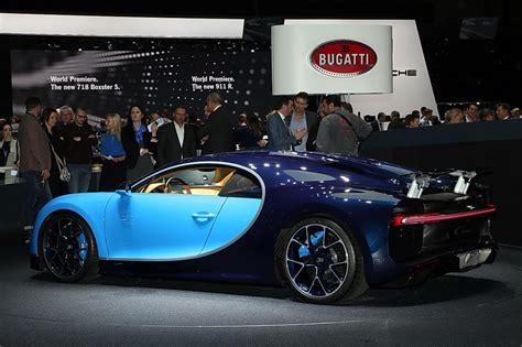 Bugatti chiron engine technical data. Bugatti Chiron Rockets to Geneva Motor Show with Nearly 1,500 HP To Approach 261 MPH [Auto Show ...