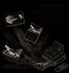 Kx-px20m Manuals