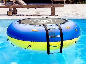 Wasser Für Pool : infactory wassertrampolin 4in1 trampolin f r wasser und ~ Articles-book.com Haus und Dekorationen
