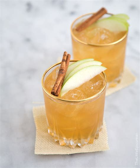 apple pie drink apple pie moonshine cocktail the little epicurean