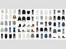 How To Create A Capsule Wardrobe • Lisa Villaume