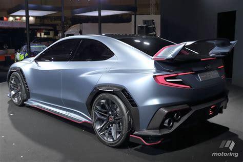 subaru wrx sti review cars release date