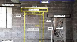 Ouverture Dans Un Mur Porteur : ouverture dans mur porteur 10 messages ~ Melissatoandfro.com Idées de Décoration