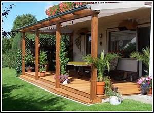 Garten überdachung Freistehend Holz : awesome holz berdachung f r terrasse images ~ Whattoseeinmadrid.com Haus und Dekorationen