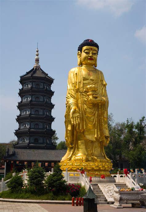 tiered buddhist pagoda harbin attractions