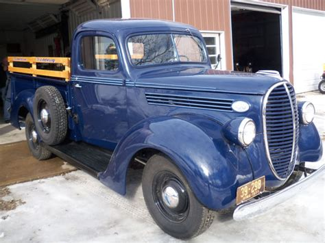 1940 39 s 39 s car of the week 1939 ford 3 4 ton truck cars weekly