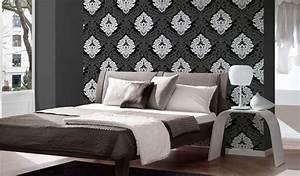 Schlafzimmer Tapeten Bilder : fein barock tapete schlafzimmer emejing wohnzimmer weis photos globexusa us schwarz cheap ~ Sanjose-hotels-ca.com Haus und Dekorationen