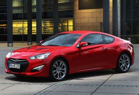 Hyundai intends to showcase at least three modified genesis coupes for the sema show next month in las vegas. 2012 Hyundai Genesis Coupe 3.8 V6 - specifications, photo ...