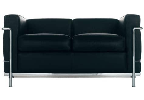 canap cassina lc2 canapè 2 places cassina milia shop