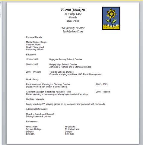 exles of bad resumes template resume builder