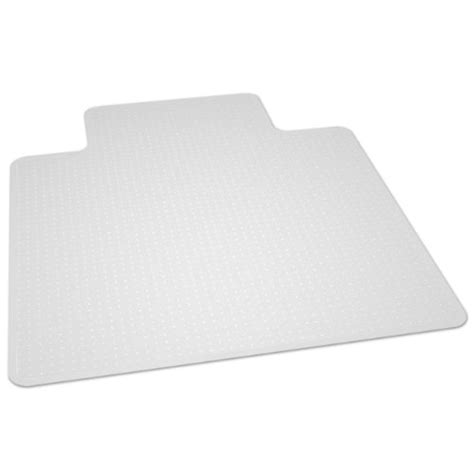 45x53 inch lip vinyl clear chair mat desk chairmat carpet