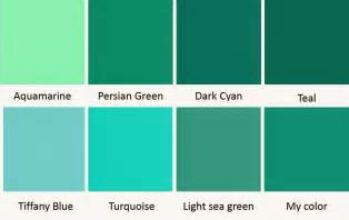 Image result for Tiffany Green Color