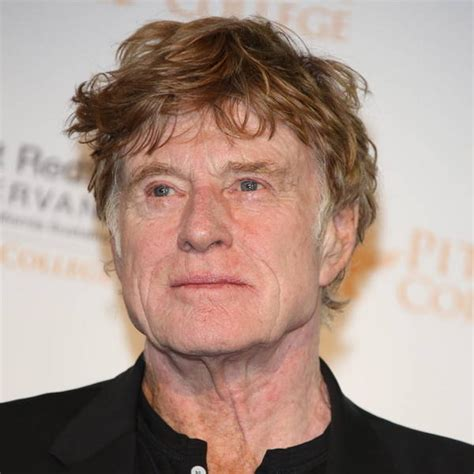 robert redford where does he live sick robert redford forced to slow his schedule