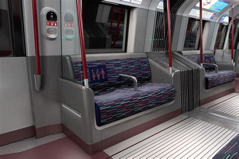 New Tube For London By Priestmangoode Core77