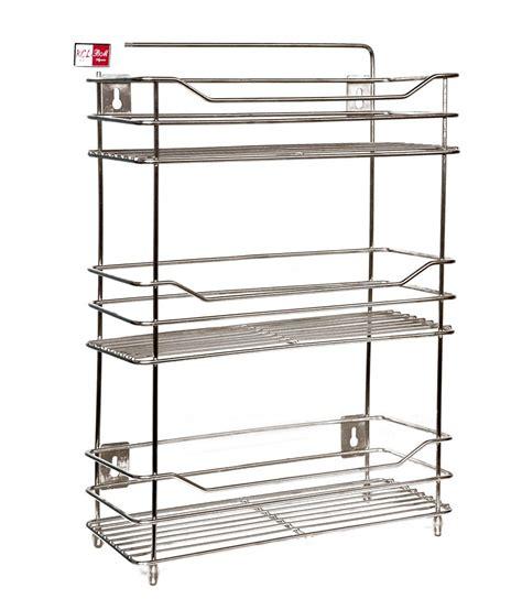 metal kitchen racks metal kitchen kcl stainless steel kitchen rack buy kcl stainless steel