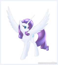 MLP Rarity Alicorn