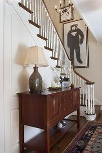Foyer stairs decorating ideas pictures hall traditional