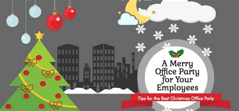 tips for office christmas party market inspector