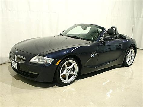2006 Bmw Z4  Information And Photos Momentcar