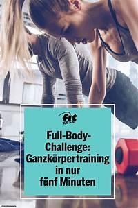 Full-body-challenge  Ganzk U00f6rpertraining In Nur F U00fcnf Minuten
