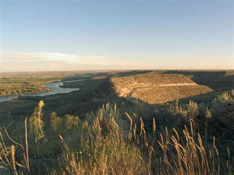 hagerman fossil beds national monument archaeological