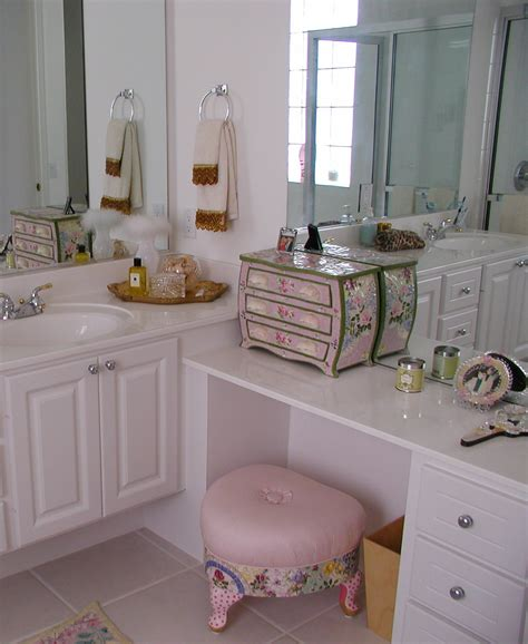 small backless vanity chair for girl bathroom decofurnish