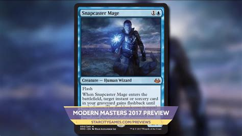Mill Deck Mtg Standard 2017 by Snapcaster Mage At Mythic The Rumor Mill Magic
