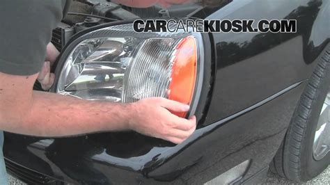 how to preview replace the headlight brights blinker