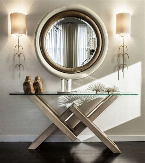 entryway table modern top 20 console tables for a modern entryway