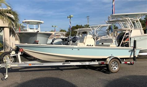 Hewes Boats Charleston Sc by 2018 New Hewes 18 Redfisher Commercial Boat For Sale