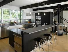 Minimalis Large Kitchen Islands With Seating Gallery Kitchen Island Designs With Cooktop Modern Kitchen Island With Cooktop