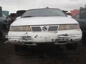 Junkyard Find  1994 Mercury Cougar Xr7  U0026quot Prowler U0026quot