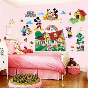 wall stickers for baby room home design With kitchen colors with white cabinets with mickey mouse clubhouse stickers