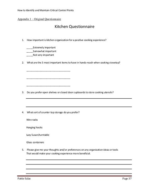 kitchen design questionnaire kitchen design questionnaire fromgentogen us 1326