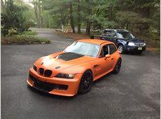 This BMW Z3 M Has a V8 Under the Bonnet autoevolution
