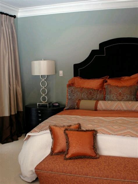 Burnt Orange Bedroom by Pin By Rodriguez On Burnt Orange
