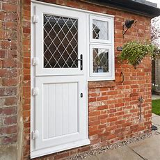 Upvc Back Doors Peterborough  Upvc Back Door Prices