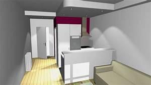 Cuisine Studio Ikea : architectes studio gain de place paris ~ Melissatoandfro.com Idées de Décoration