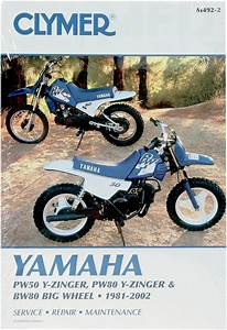 Clymer Repair Manual For Yamaha Pw50 Y