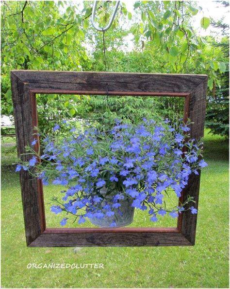 decorare giardino piante sospese per decorare il giardino ecco 20 esempi a