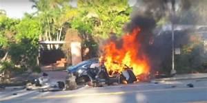 Fatal Tesla Model S Crash Sparks Ntsb Investigation