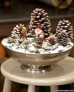 Winter Centerpieces Martha Stewart Home & Garden