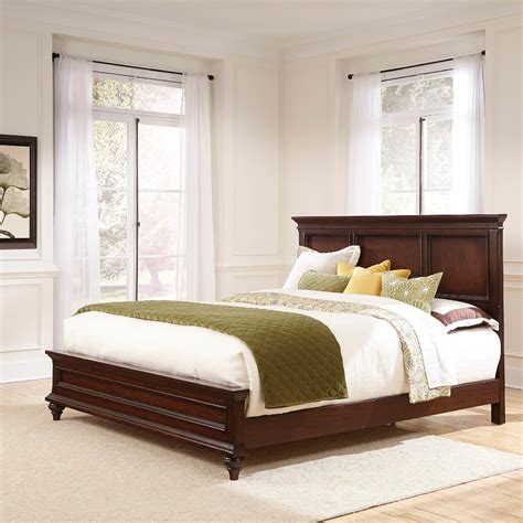 Sears Headboards And Footboards by Home Styles Colonial Classic King Bed