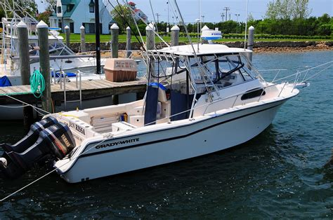 Grady White 33 Express Boat Trader by Sold 30 Grady White Marlin 55 999 00 New
